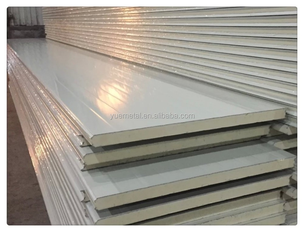 Polyurethane Sandwich Panel Roof : Pu sandwich panel for roof polyurethane