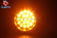 Motorcycles Chopper Turn Signals 20x2 Led Amber Bobber Road King ...