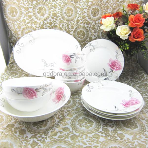 Royal New Bone China Dinnerware Set Dubai Supplier,Bone China ...