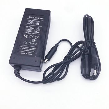 Hot Adpater Li- Ion Battery Charger Scooter Charger 42 V For Xiaomi Mijia  M365 / Ninebot Es2 - Buy Eu Charger For Mijia Electric Scooter,Us Charger