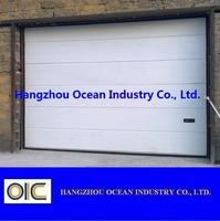 Professional Standard Sectional Garage Door Panel