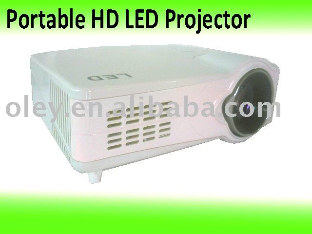 New Small led projector 1080p HDMI