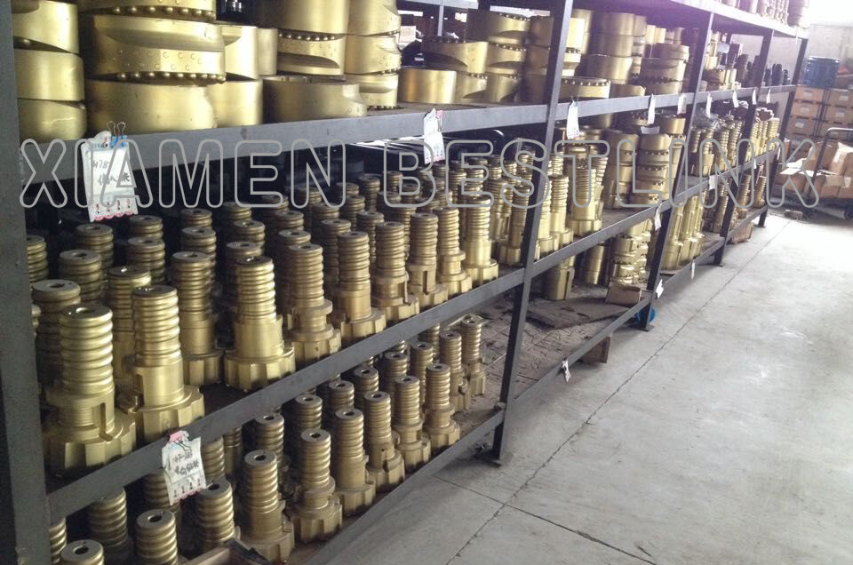 Water Well Symmetrix Overburden Drilling System