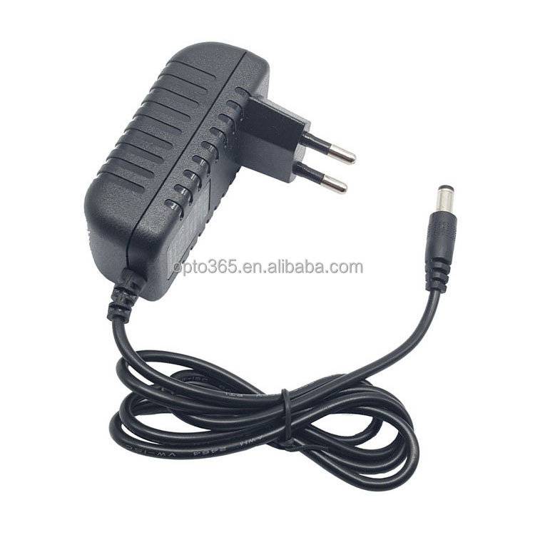 12V 2A AC/DC Power Adapter Supply for Scanner/Surveillance Camera eu plug