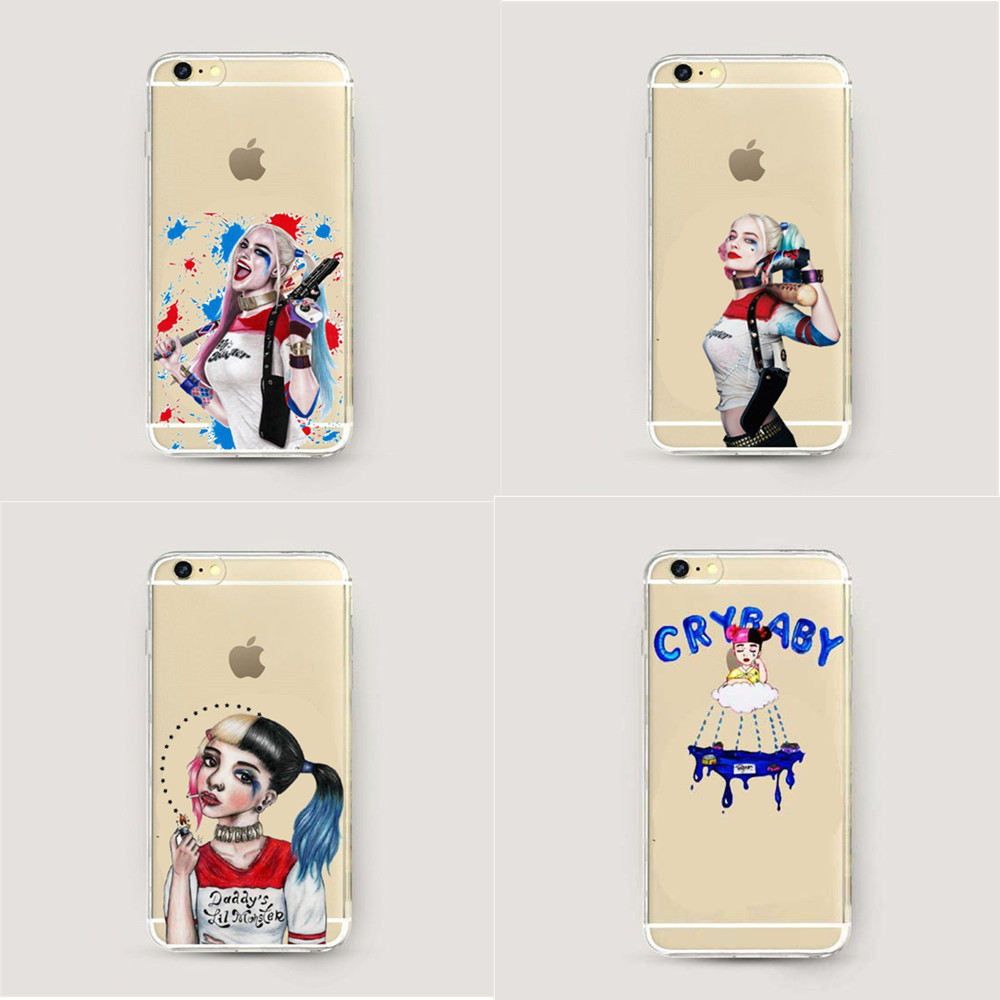 Harley Quinn Iphone Se Case