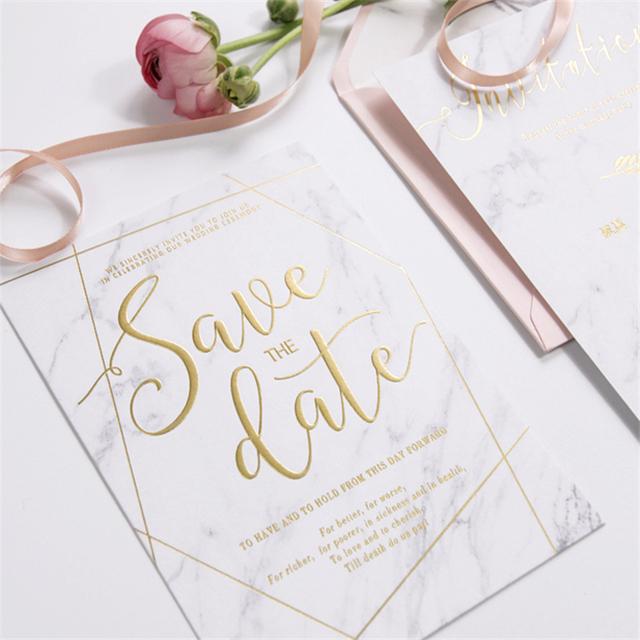 China birthday party invitation cards wholesale alibaba wedding card making custom gold foil laser cut wedding invitation cards stopboris Choice Image