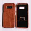 2017 New real wood phone case for samsung galaxy s8