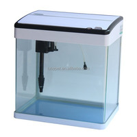 Brand new CR360 small glass aquarium tank for aquarium fish, with wholesale price