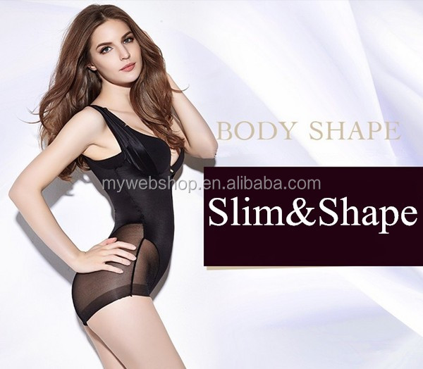 New Arrival Women Body Shaper Seamless Slim and Lift Body Shaper Underwear Slimming Waist Training Shaper for Women