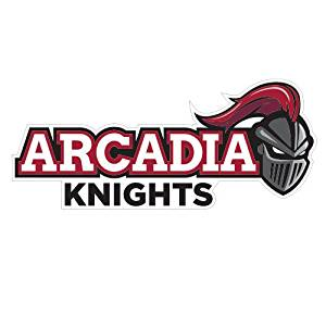 Arcadia Extra Large Magnet 'Official Logo'