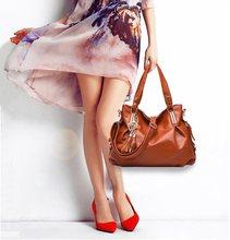 Новые сумки из натуральной кожи для женщин 2020 сумки на плечо с цепочкой женские сумки с рисунком повседневные женские сумки-мессенджеры бол...(Китай)