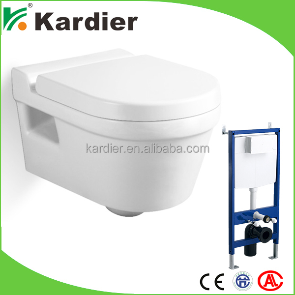 High Quality Wc Pan And Cistern Clean The Toilet Parts Of