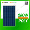 Best price and nice service poly 30V 250w 260w 270w solar panel for oversea market