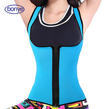 Sweat Shapewear Weight Loss Neoprene Slimming Vest Sauna Suit