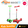 2016 newest design and fashion kick scooter