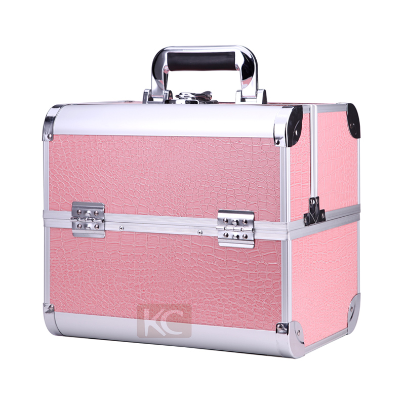 Many colors Aluminum Cosmetic Brush Case with Round Corner & Big Aluminum Tube,High Quality & Good Finish