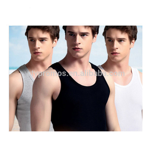 Customized 100% cotton Gym Men's Muscle Sleeveless T-Shirt Tank Top Bodybuilding Sport Fitness Vest Blouse Tee Shirt