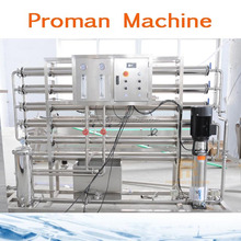 Stainless steel 304 new condition pi pure water making machine