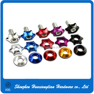 Delicate decorative special screws and bolts for furniture with beautiful look