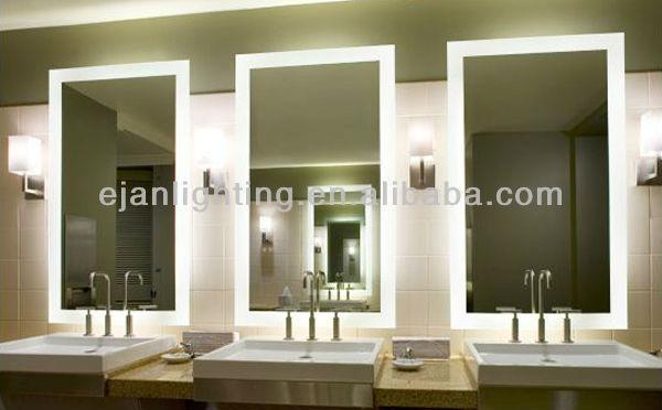 Light Up Led Bathroom Mirror Light With Ce Ul Certificate