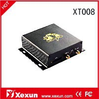 Xexun vehicle odb gps tracker with RFID/fuel consumption checking