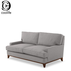Frenche style modern royal dfs loveseat fabric sofa