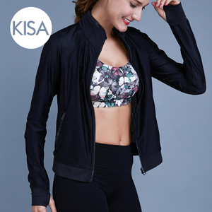 Good Quality Good Designs Mesh Jacket High End Sportswear Active Wear