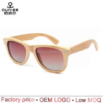 c069dfebbfe5fe Brand Your Own Eco-friendly Wood Sunglasses 2017 Low Moq - Buy ...