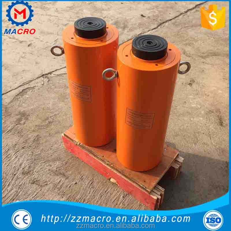 double acting oil cylinder