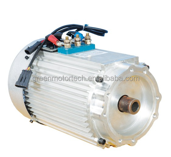 Ac Motor 48v 3kw For 4 Seat Electric Golf Cart