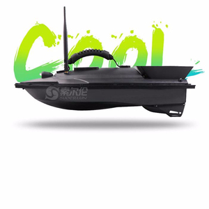 500m Remote Control Fishing Bait Boat With ABS+Stainless Steel