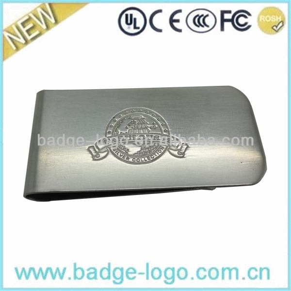 Novelty Cheap Metal Magnetic Money Clip