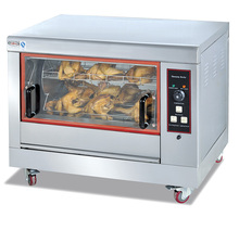 Electric Chicken Rotisseries Oven
