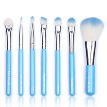 Eye Use Best Selling Imports 7pcs Makeup Brush Sets Wood Handle Material