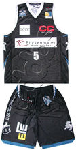 Digital Sublimiert Basketball Uniform