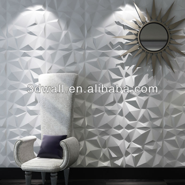 house decoration beaded glass wallpaper - Glas Tapete