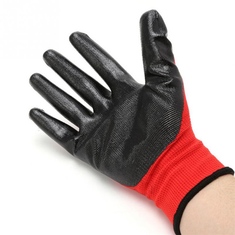 Wholesale Industrial Work HPPE Coated Safety Gloves