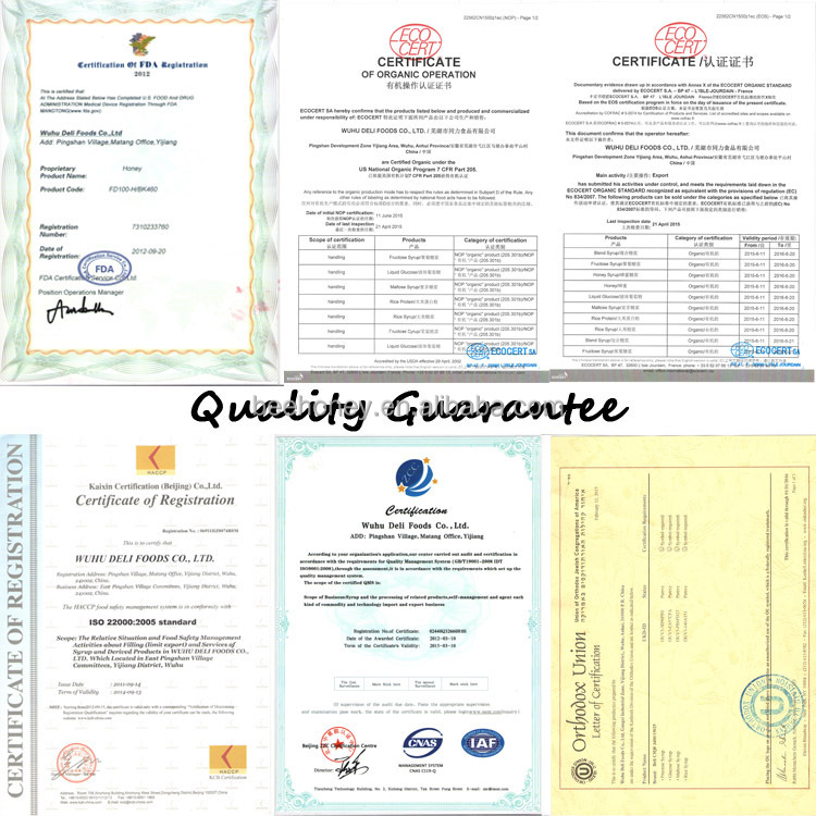 Halal Certified China Golden Supplier Of High Quality Pure Natural ...