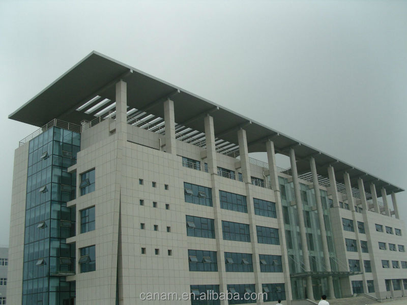 galvanized steel structure building low price, custom design