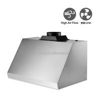 Home Appliance Chinese Kitchen Exhaust Range Cooker Hood