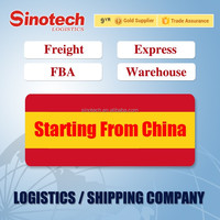 cheap air freight / sea freight forwarder Agents / shipping rates from china