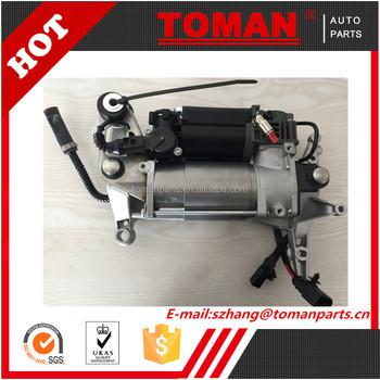 Air Suspension Compressor Pump For Porsche Cayenne Vw Touareg Audi Q7 4l