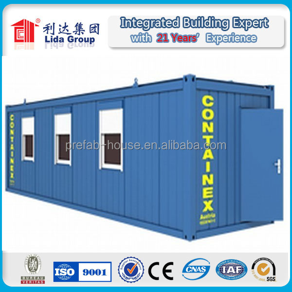 Modified ISO Container House
