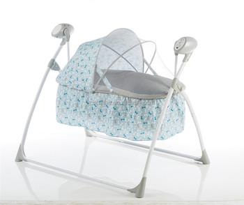 Baby Schommelstoel Automatisch.Luxe Baby Swing Bed Met Luifel En Klamboe Automatische Schommelstoel Bed Buy Swing Cradle Swing Wieg Elektrische Swing Bed Product On Alibaba Com