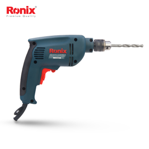 Ronix Power Tools Electric Drill 10mm 480W model 2111 Speed Control High Quality with the Best Price in stock electric drill
