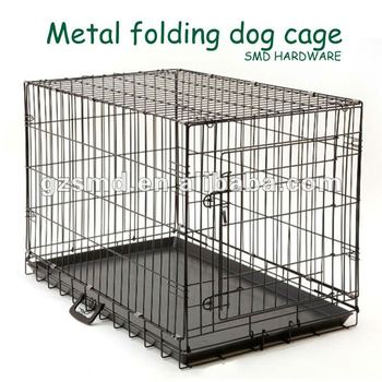 Midwest Life Stages Double Door Folding Metal Dog Crate Buy Aviary
