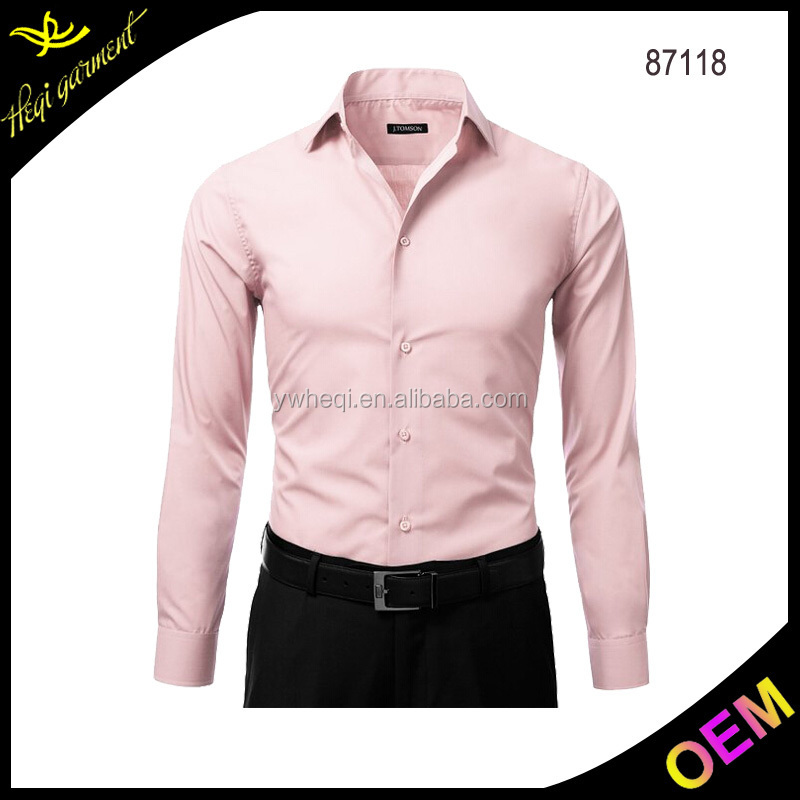 2015 Top Quality Hot Sale Men Fashion Pent Shirt