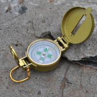 Professional Zinc Alloy Multi function Boat Compass