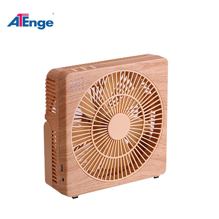 Meilleure Qualité Clip Sur Rechargeable Ventilateur Électrique Haute puissance Ventilateur Pour la Chambre À Coucher À La Maison