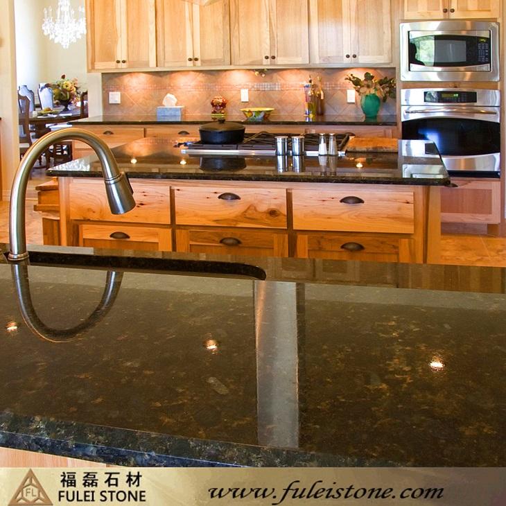 Granito natural pulido barra de mostrador para la venta for Granito natural precios